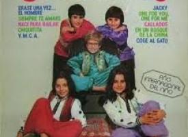 ¿Te acuerdas del grupo infantil Los Caramelos?