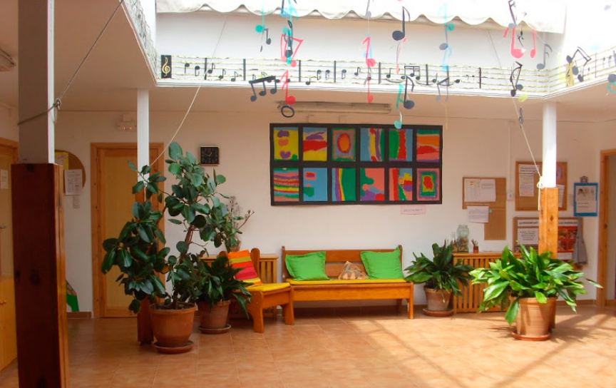 Escuela Infantil Municipal Arlequín