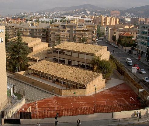 Caja de arquitectos granada ideas de disenos - Colegio arquitectos granada ...