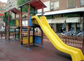 Parques de columpios de Granada