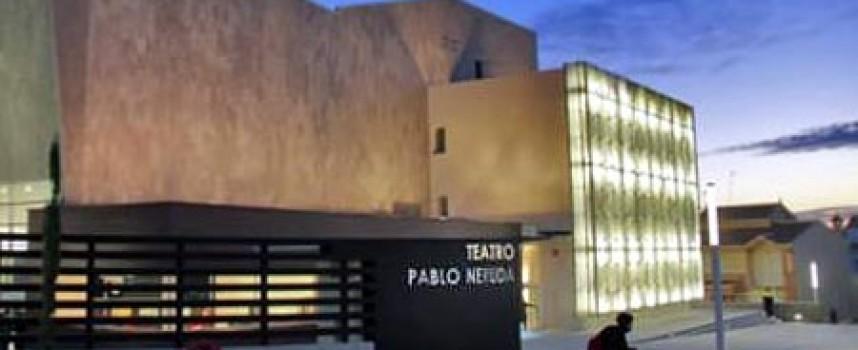 Teatro Pablo Neruda