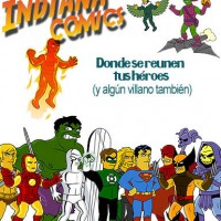 Indiana Cómics