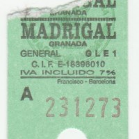 Cine Madrigal
