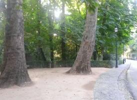 Paseo por los Bosques de la Alhambra