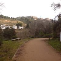 Paseo de la Fuente del Avellano
