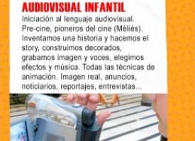Taller «Audiovisual infantil» (14-15)