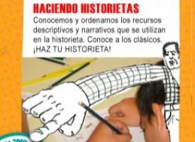 Taller «Haciendo historietas» (14-15)