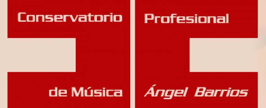 Conservatorio Profesional de Música Ángel Barrios