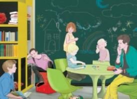 La mochila violeta (guía de lectura infantil y juvenil no sexista y coeducativa)