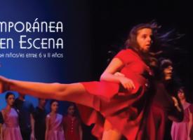 Taller «Danza Contemporánea y Puesta en Escena» (14-15)