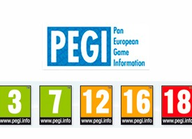 PEGI – Sistema de clasificación por edades para los videojuegos