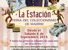 MADRID – Feria La Estación