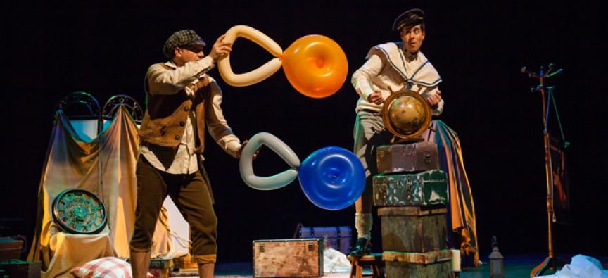 MOTRIL – Fest. Inf. Pequeñines 2015: «El sueño de Julio Verne»