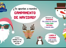 Campamento de Navidad – Fun Park Serrallo Plaza 2014