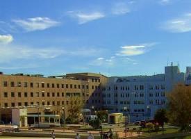 Hospital Santa Ana, en Motril
