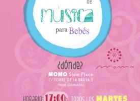 Gorgoritos, música para bebés en Granada (14-15)