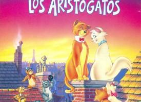 Todos quieren ser ya Gato Jazz (Los aristogatos)