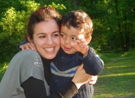 ¿Cómo es tener hijos y mudarse de país?