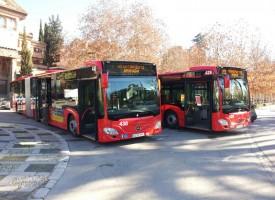 Autobuses de Granada