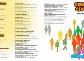 Talleres Centros Cívicos Municipales (14-15)
