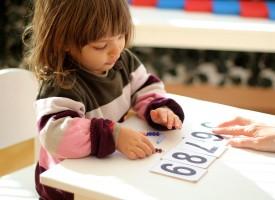 Espacios Montessori en Granada. Niños libres y felices