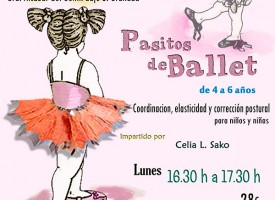 Curso «Pasos de ballet» (14-15)