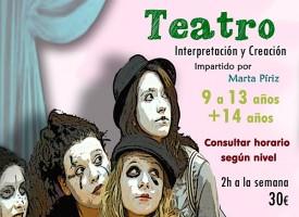 Cursos de «Teatro» (14-15)