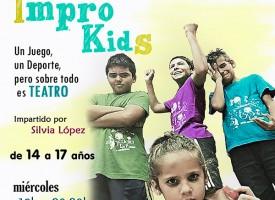Curso «Impro Kids» (14-15)
