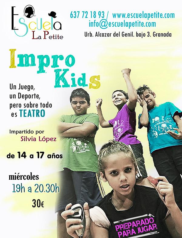 LaPetite-impro-kids