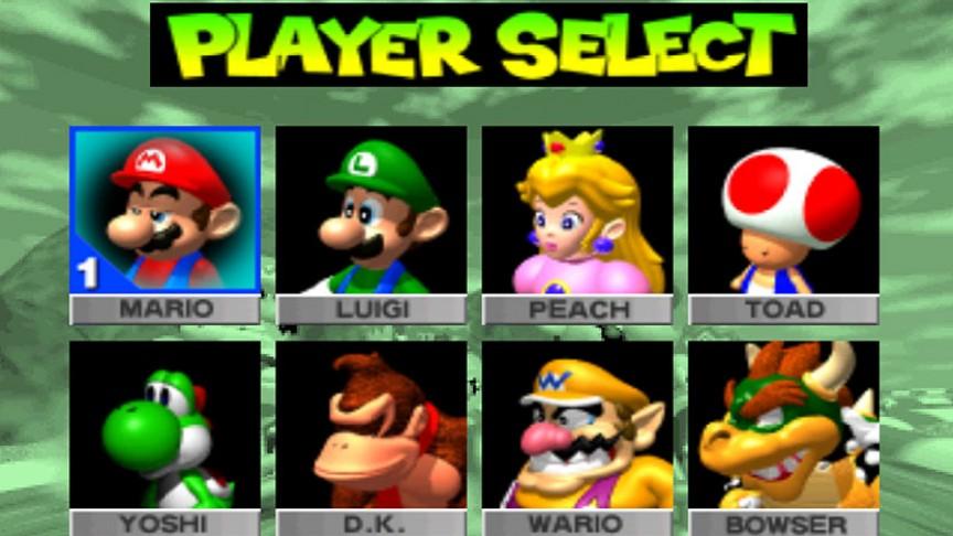 Comenzamos nuestros análisis de videojuegos: Mario Kart 64