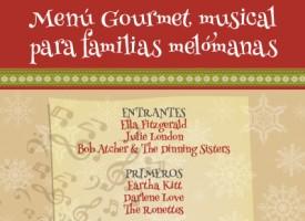 Menú gourmet musical para familias melómanas ( Navidad 2014)