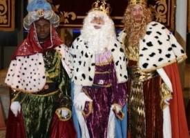 Cabalgata de los Reyes Magos de Oriente 2015