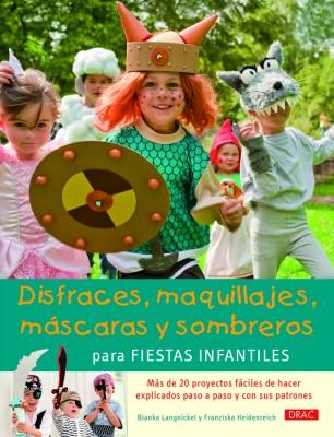 DISFRACES MAQUILLAJES FIESTAS INFANTILES