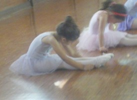 Iniciación al ballet (14-15)