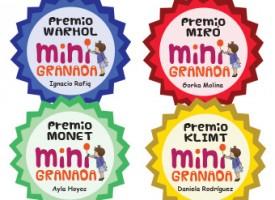 Ganadores del I Concurso de Dibujo y Pintura MiniGranada
