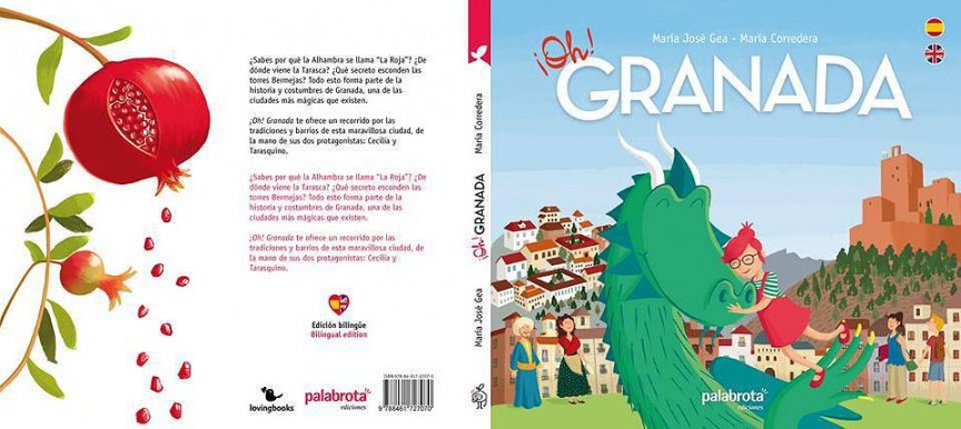 Presentación «¡Oh! Granada» y Taller de Marcapáginas
