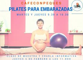 Pilates para embarazadas (14-15)