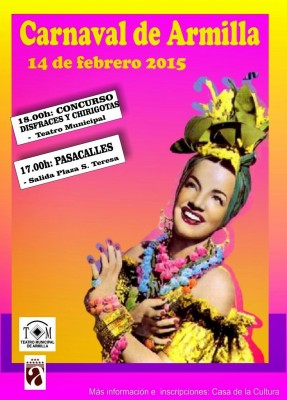 carnaval 2015 Armilla