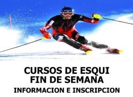 Cursos de esquí 2014-2015 Sierra Nevada