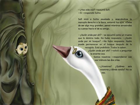 Ilustración: Sabina Morante