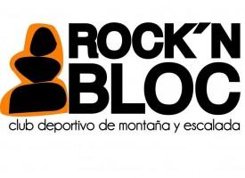 Rocódromo Rock´n Bloc. Club deportivo de montaña y escalada