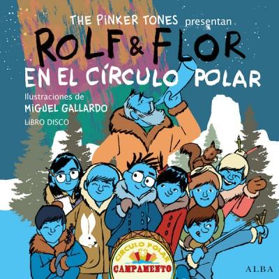 Rolf and Flor en el círculo Polar ( vol 2)