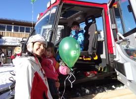 Sierra Nevada celebra el Día Mundial de la Nieve con ofertas especiales y actividades infantiles