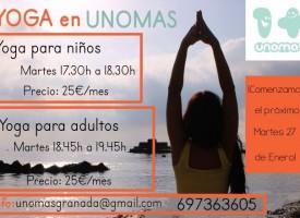 Clases de yoga para niños y adultos (14-15)