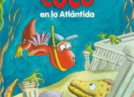 El pequeño dragón Coco en la Atlántida