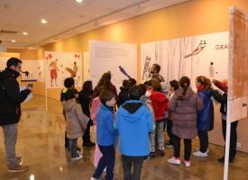 Exposición «Federico García Lorca para niños» – FINALIZADA
