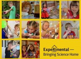 ExpeRImental, ciencia para niñ@s en casa
