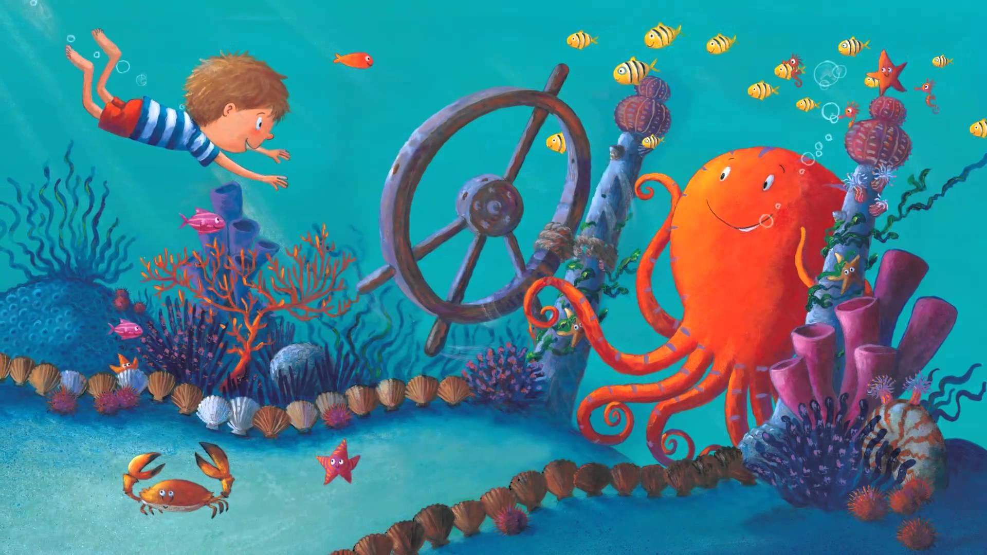 Octopussy Garden