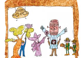 Curso de Teatro para niñ@s (14-15)