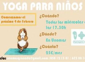 Yoga para niños (14-15)